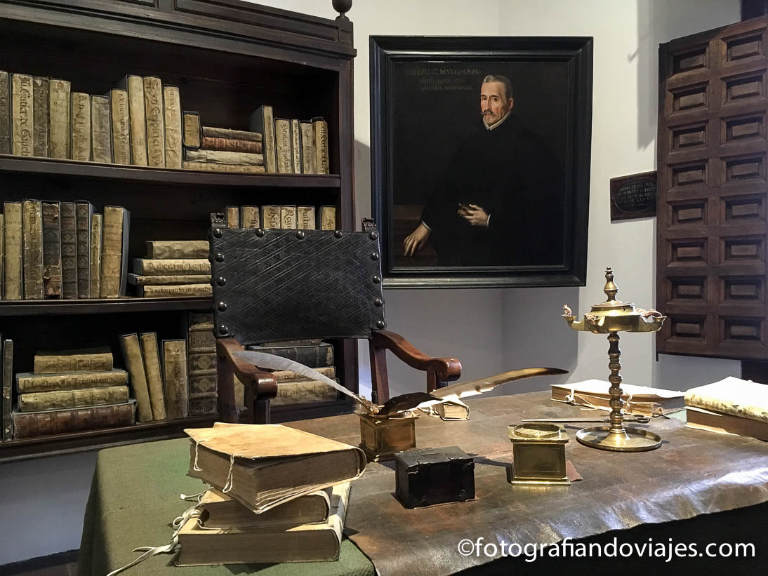 Visita guiada a la Casa Museo de Lope de Vega, Madrid