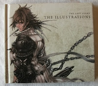 The Last Story - Cuaderno bocetos portada
