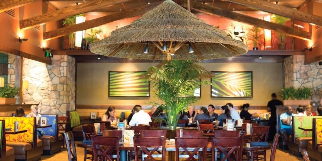 Restaurante Bahama Breeze em Orlando