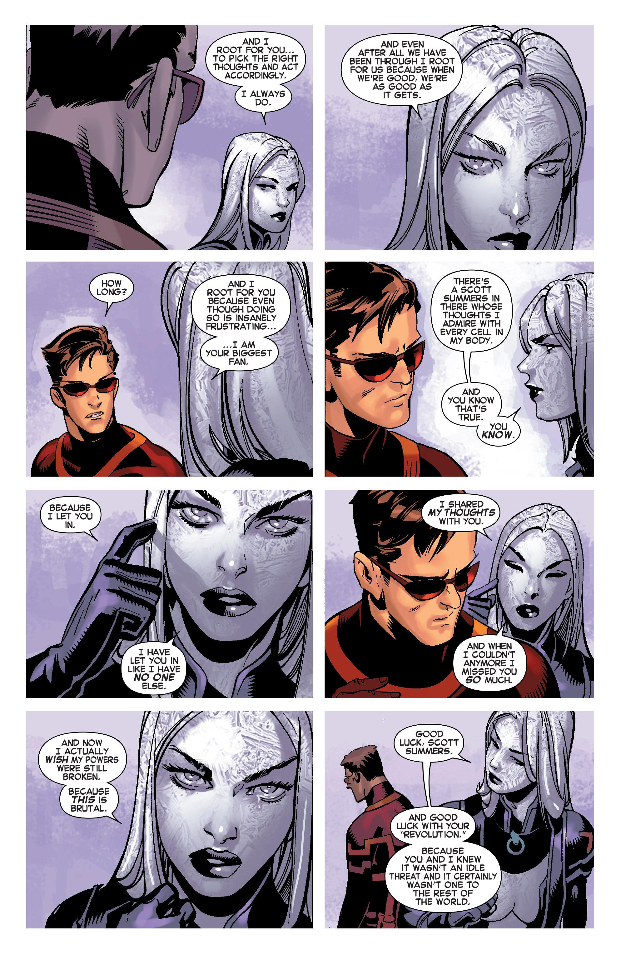Read online Uncanny X-Men (2013) comic -  Issue #32 - 17
