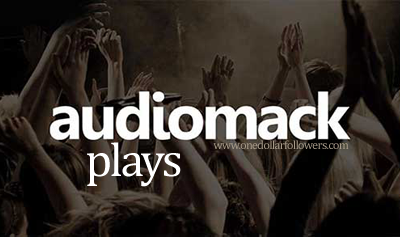 Buy 5000 Audiomack Plays