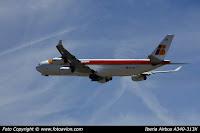 Airbus A340 / EC-LKS