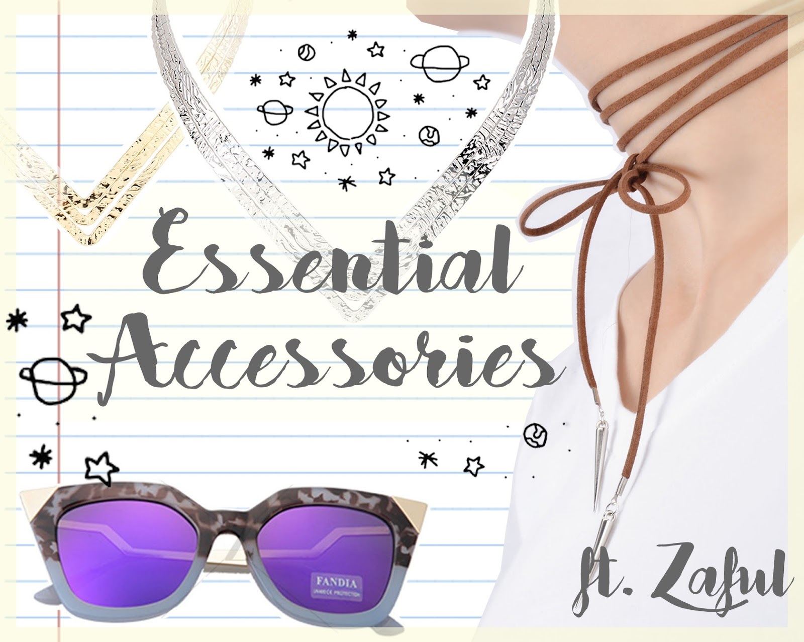 Essential Accessories ft. Zaful