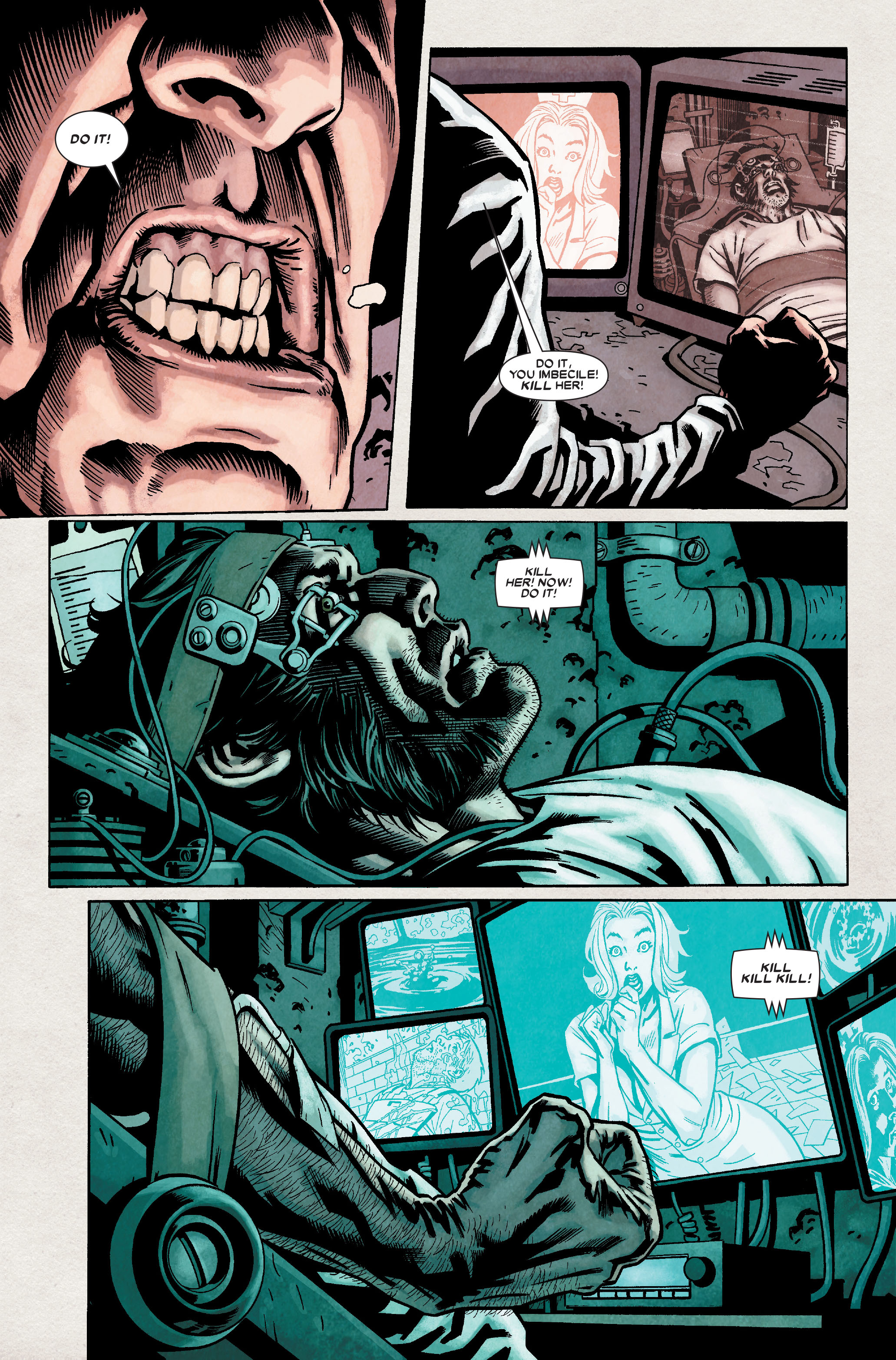 Read online Wolverine: Weapon X comic -  Issue #8 - 7