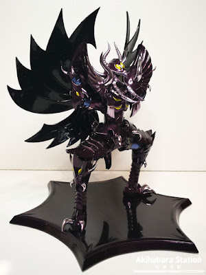 Review del Myth Cloth EX Garuda Aiacos de Saint Seiya - Tamashii Nations