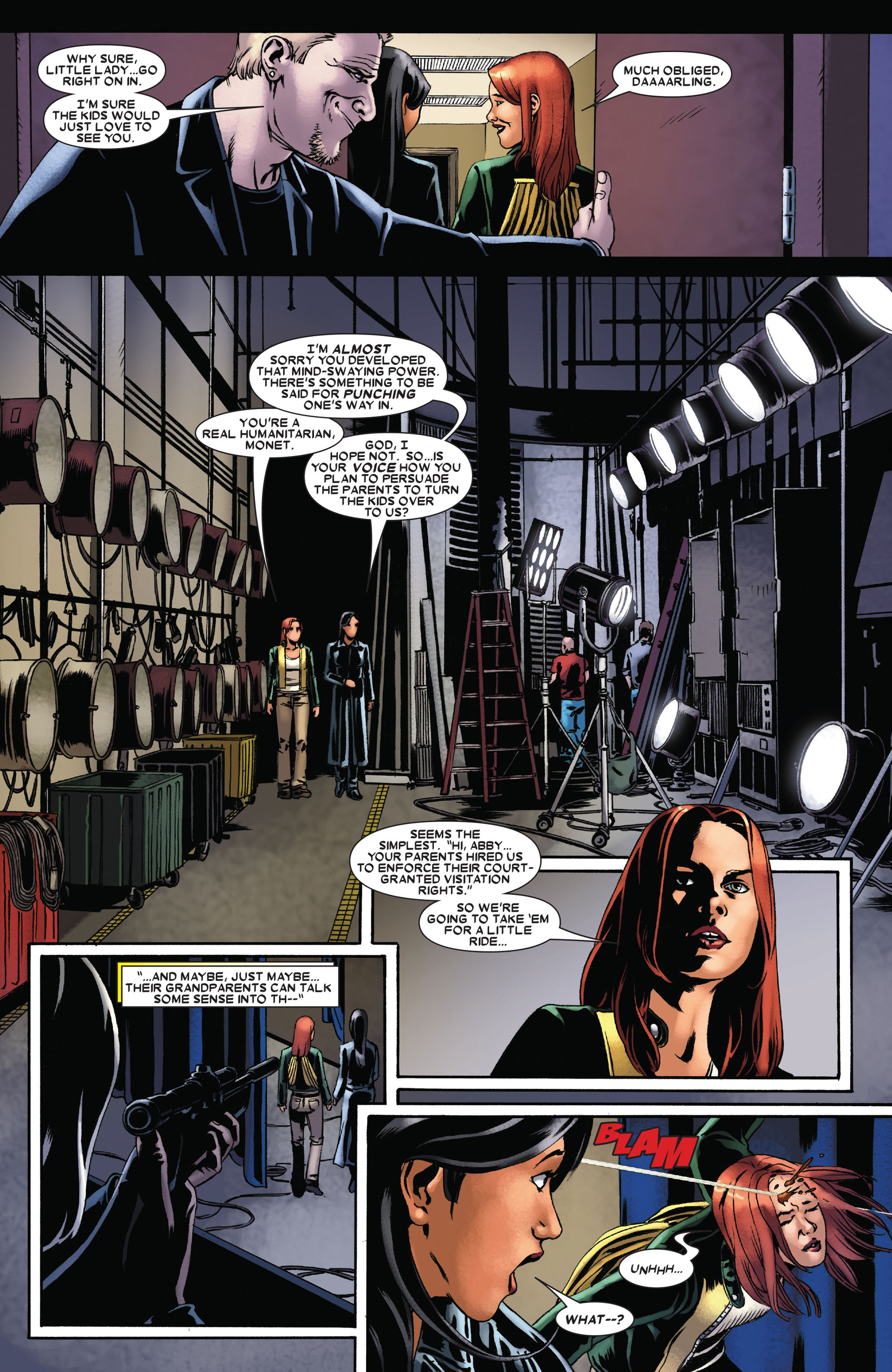 Read online X-Factor (2006) comic -  Issue #22 - 8