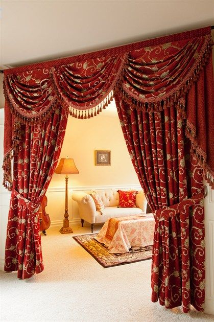 Fabric Curtain Room Divider Dividers Tie Backs Tiebacks For Pillows And Curtains