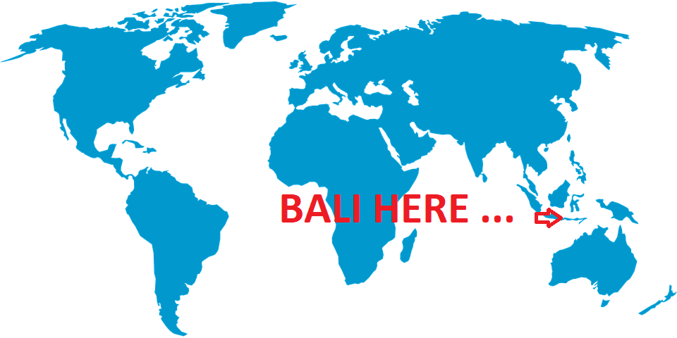 Where Is Bali First Time Visiting Bali