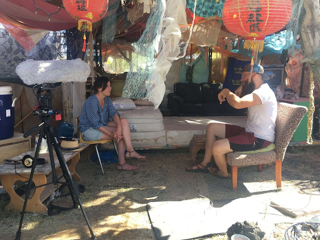Ana Ramón Rubio finaliza el rodaje de su segundo largometraje documental