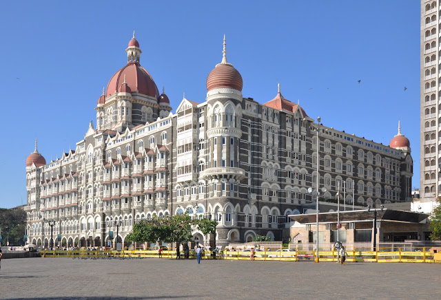 Taj Mahal Palace.Mumbai
