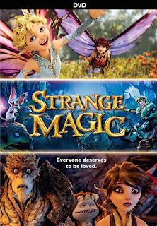 Strange Magic (2015) มนตร์มหัศจรรย์ (ซับไทย)