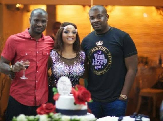 Exclusive photos from Freda Francis star-studded 30th birthday