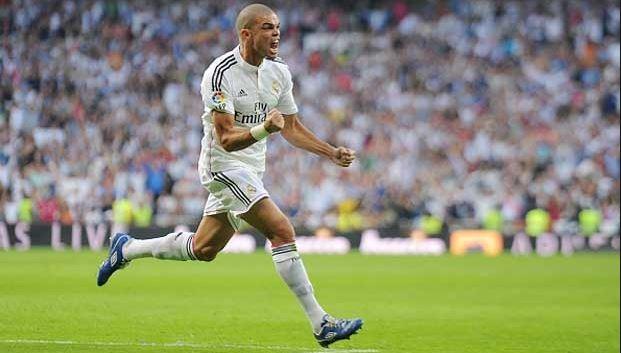 Pepe Kecewa Dengan Madrid