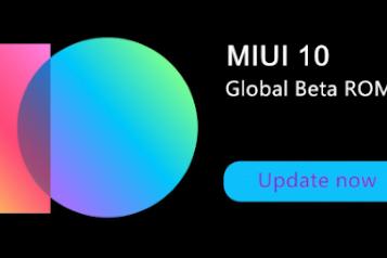 Gak sabaran ingin menggunakan MIUI 10? Berikut Device yang mendapatkan update ROM Global Beta V.8.7.5