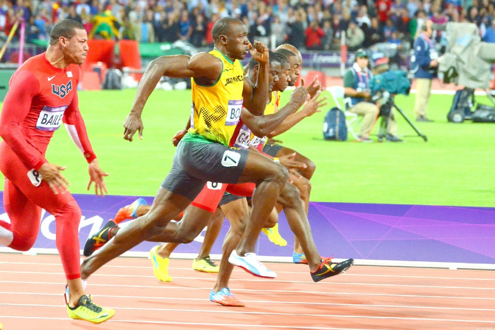 Usain Bolt 2012 Olympics Biography Records 100m latest ...