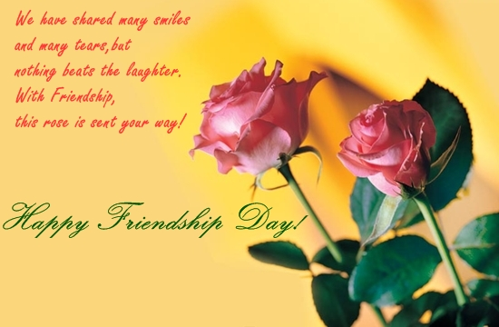 {10 Unique} friendship day messages sms