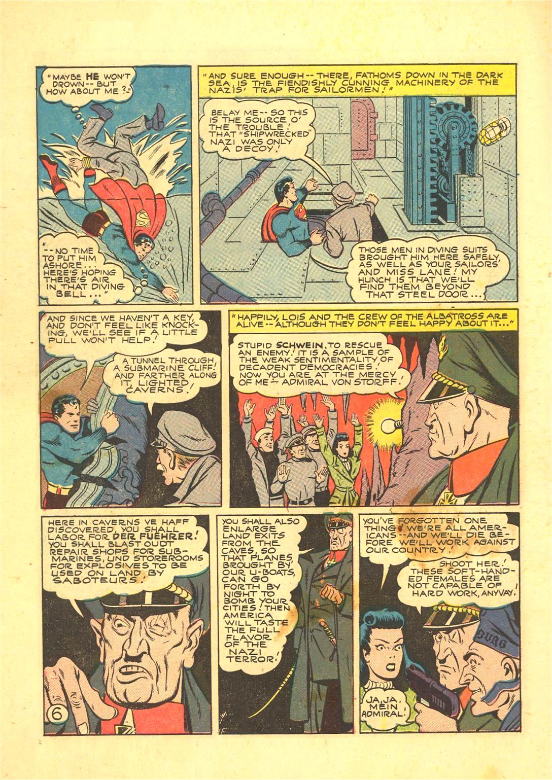 Action Comics (1938) 62 Page 6