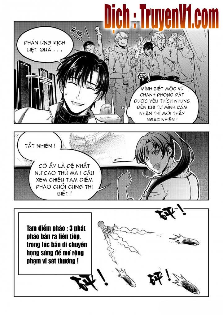 Toàn Chức Cao Thủ Chap 96 - Trang 7