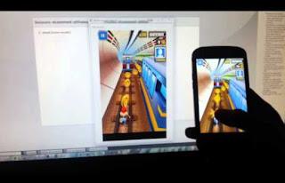Aplikasi BBQ Screen Remote