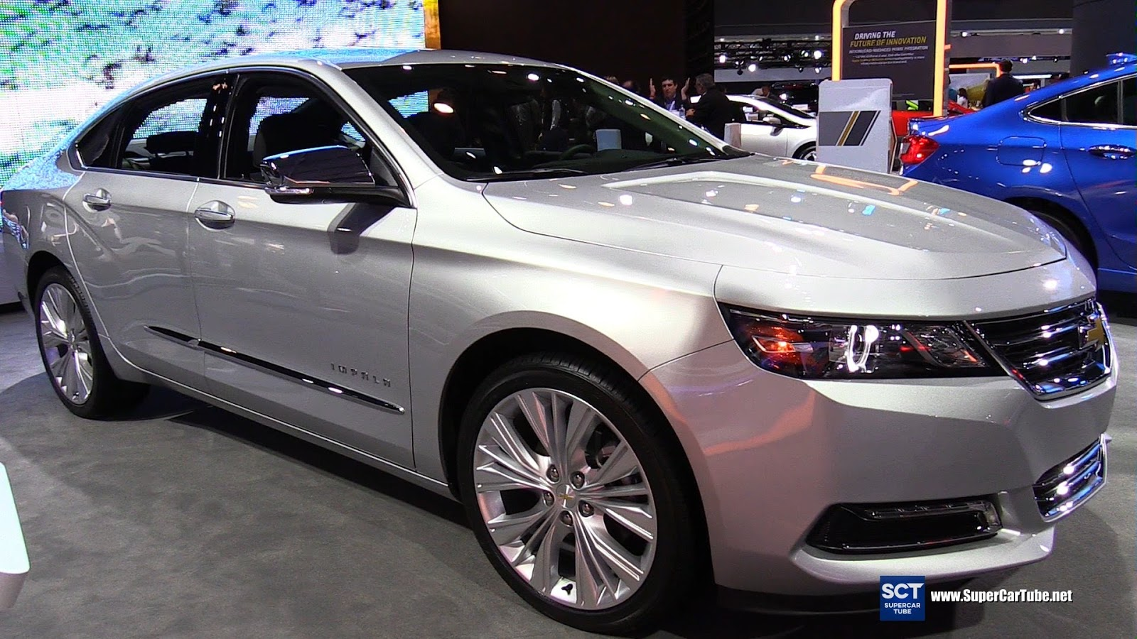 Rumor has it that 2016 chevrolet impala will be introduced at the end of the year 2015 or early 2016 the price for the standard version will be around