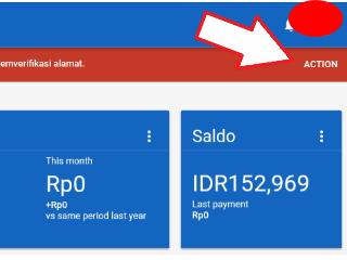 notifikasi Google Adsense Pembayaran anda saat ini di tangguhkan
