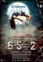 Watch 6-5=2 (2014) Non Retail DVDRip Hindi Horror Full Movie Watch Online Free Download