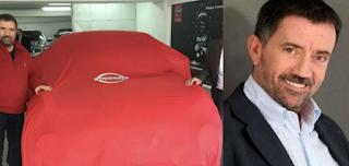Δείτε Το αυτοκίνητο που αγόρασε ο Σπύρος Παπαδόπουλος και θα πάθετε πλάκα…!