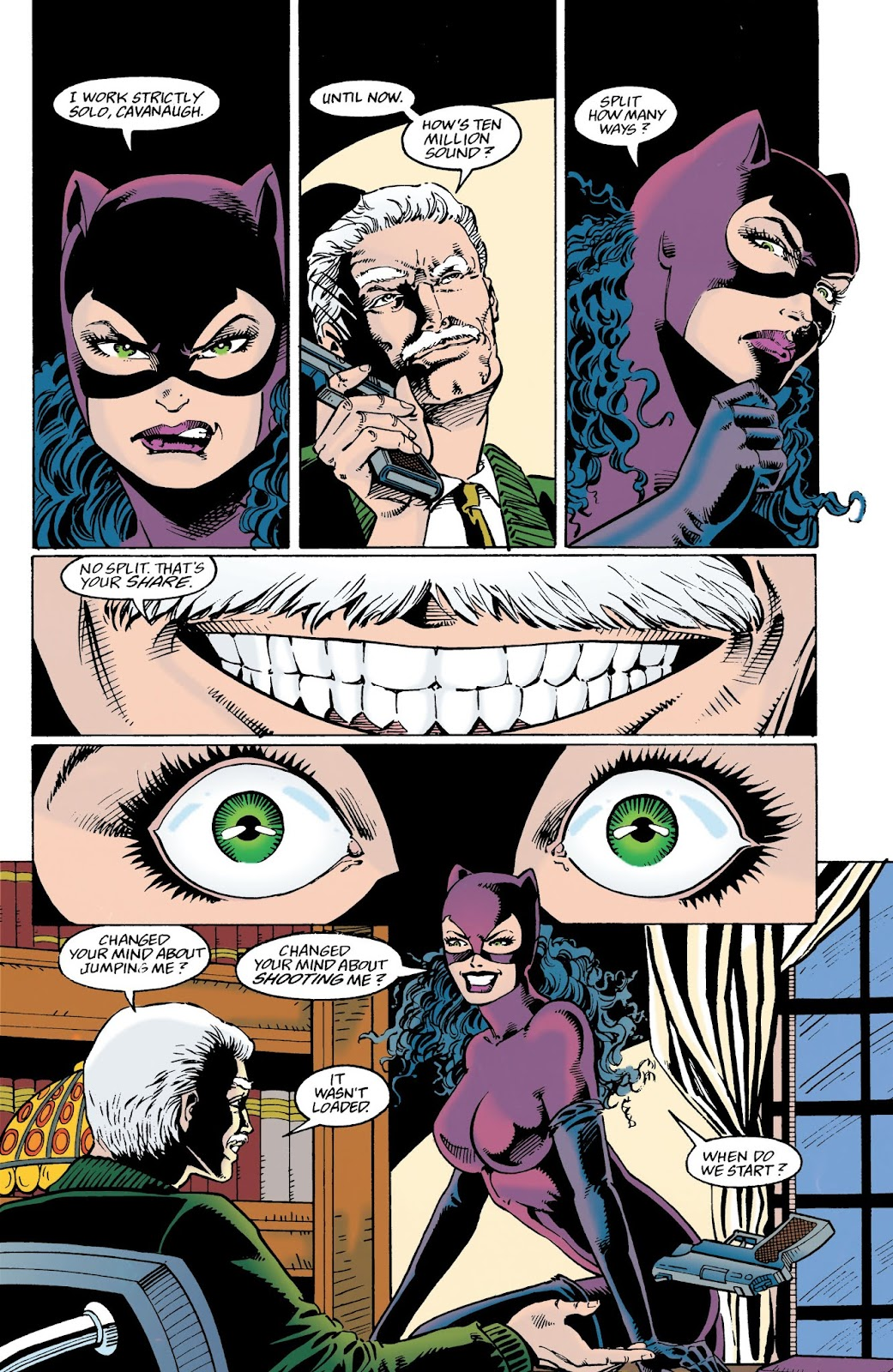 Read online Catwoman: A Celebration of 75 Years comic -  Issue # TPB (Part 3) - 61