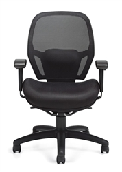 weight sensing task chair