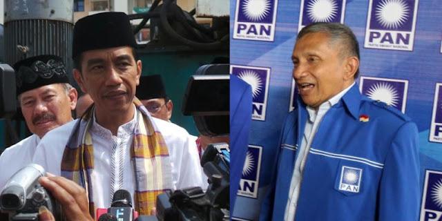 Beredar Surat Terbuka untuk Jokowi dari Amien Rais, Isinya Bikin Geleng-geleng