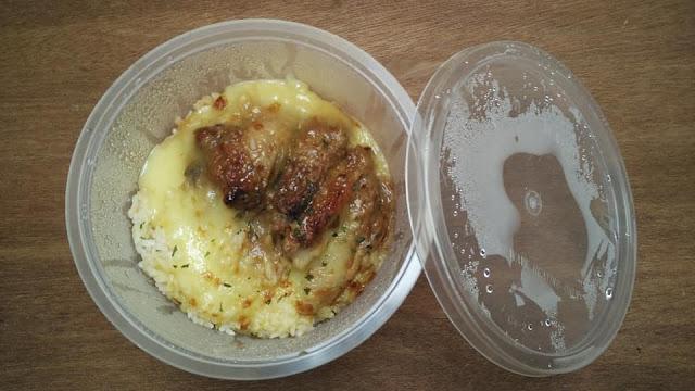 baked rice bebek panggan yumzaa