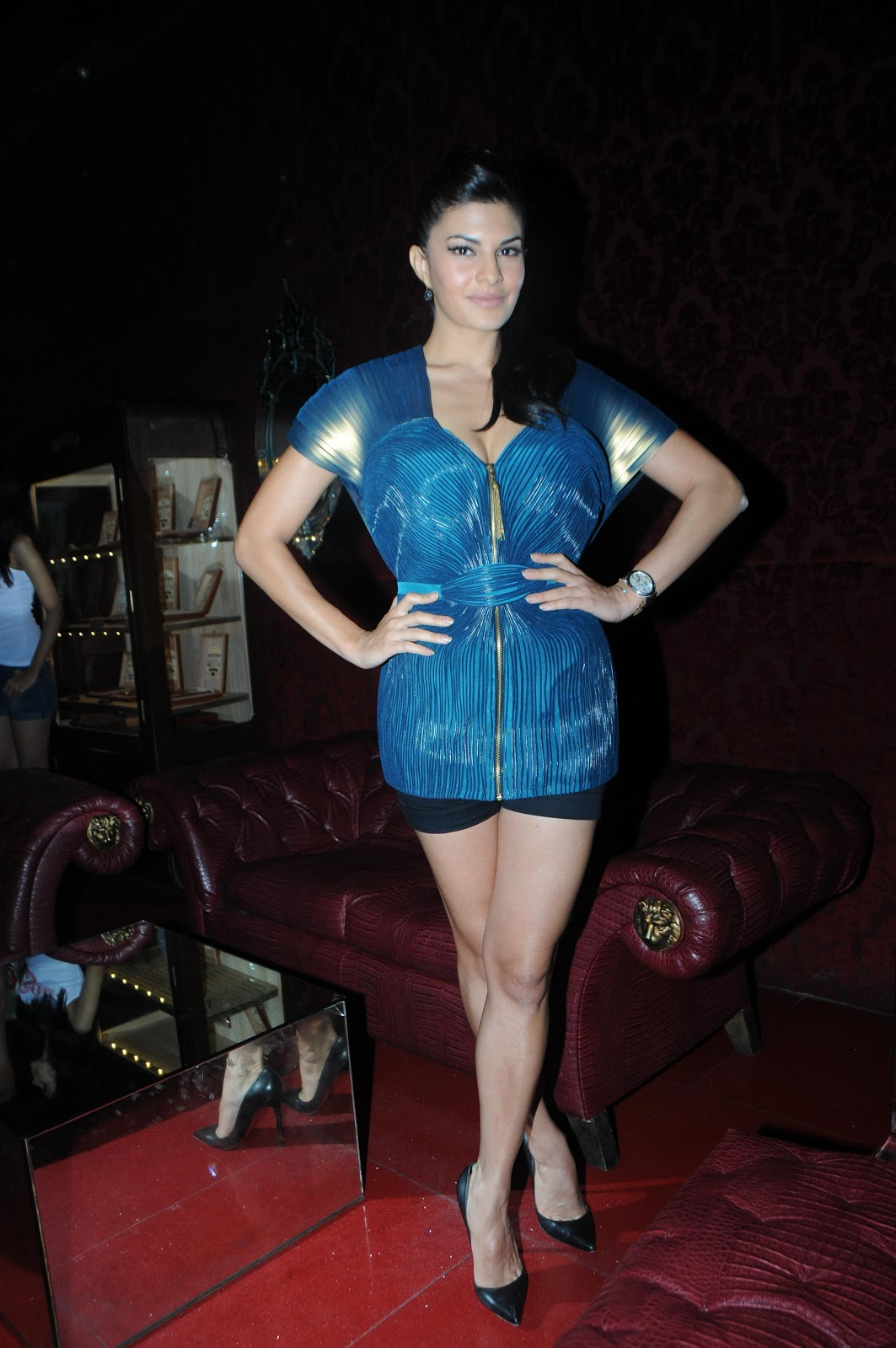 High Quality Bollywood Celebrity Pictures Jacqueline -9445