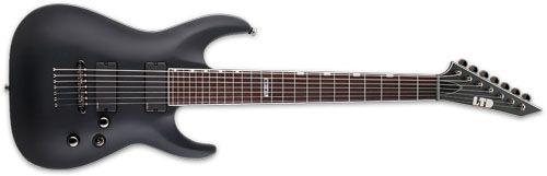 Propiedades de las Guitarra Eléctricas de 7 Cuerdas