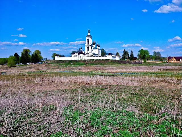 Russia: digging old village | Коп на месте старой деревни 08 мая 2016