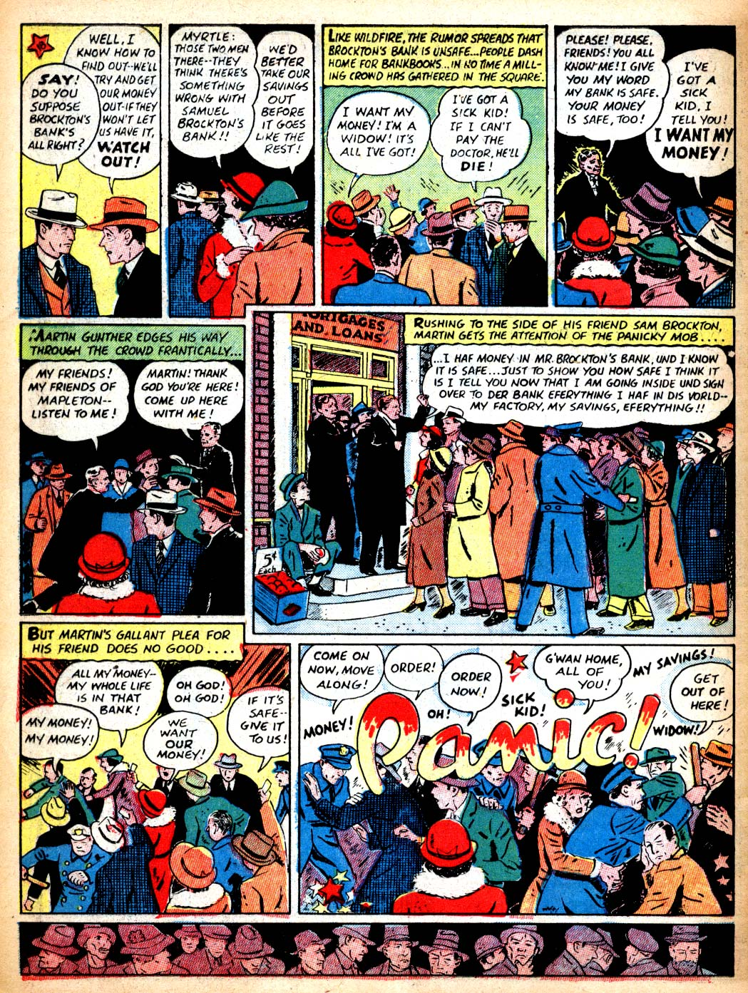 Read online All-American Comics (1939) comic -  Issue #9 - 62