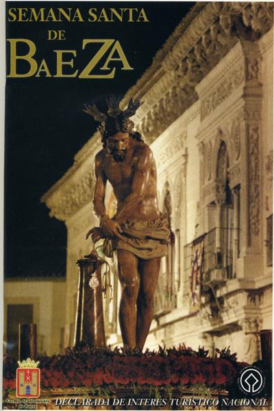 Horarios e Itinerarios Semana Santa Baeza (Jaén) 2017