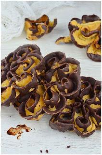 ingredientes flores fritas- flores manchegas molde- chocolate- de donde es la flor frita