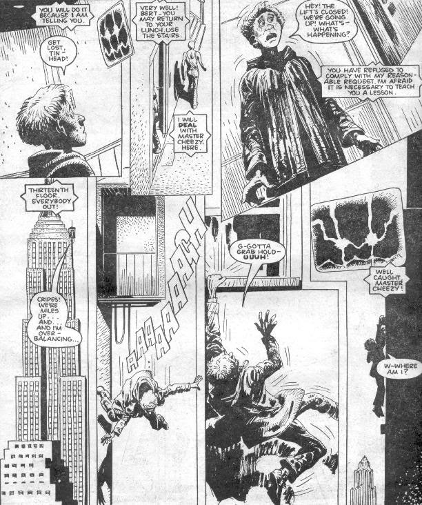 Read online The Thirteenth Floor (2007) comic -  Issue # Full - 54