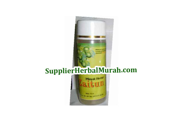 Minyak Herbal Zaitun 70 ml