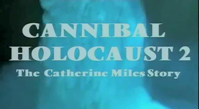 MONDO BIZARRO: Rare Streaming Flix: Cannibal Holocaust 2 ...