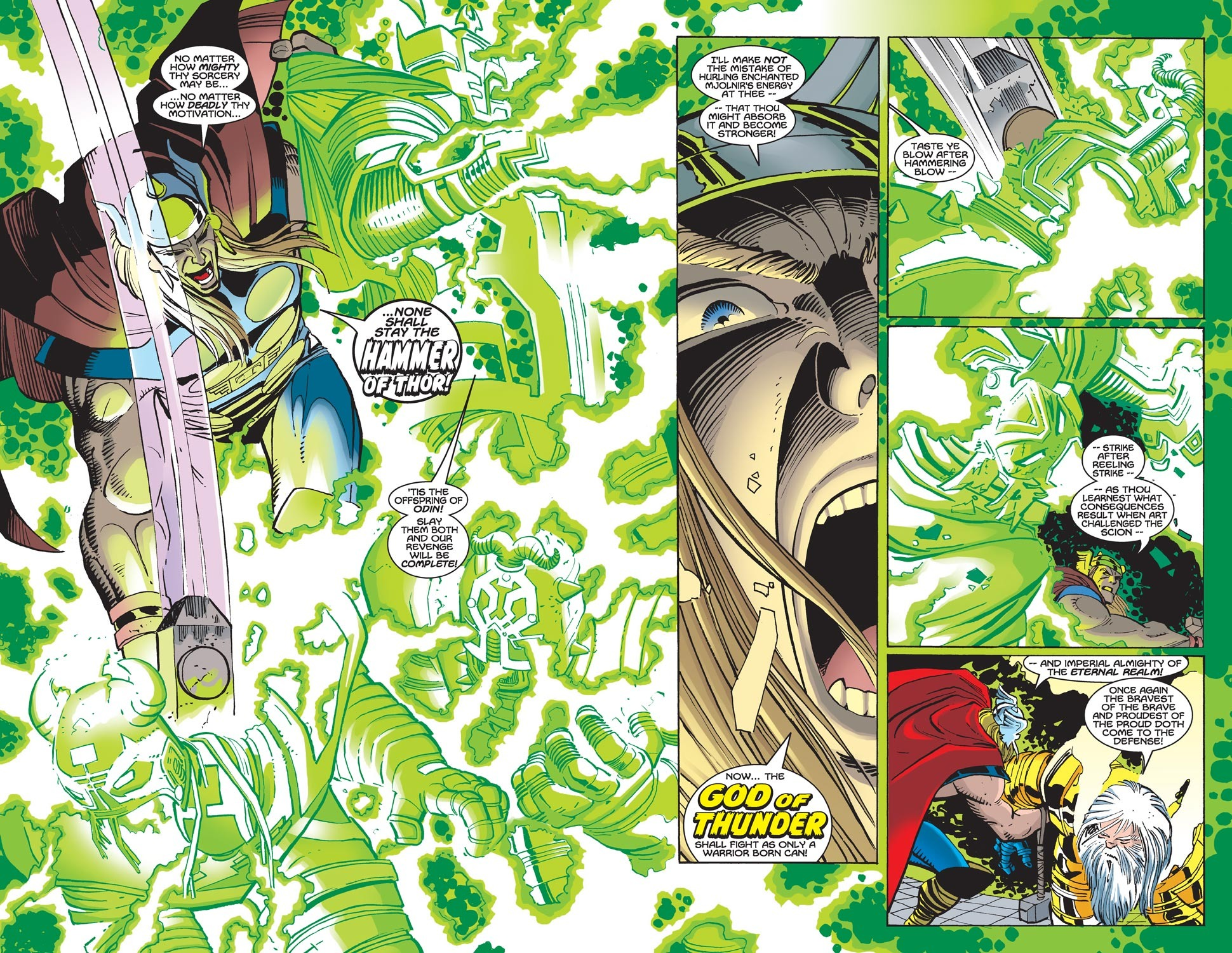 Thor (1998) Issue #18 #19 - English 17