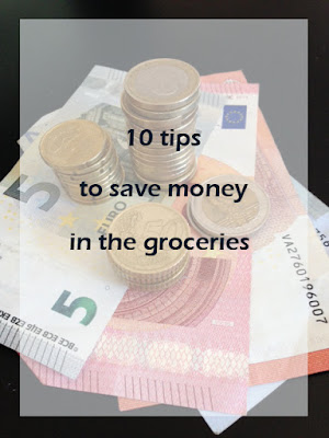 save money groceries