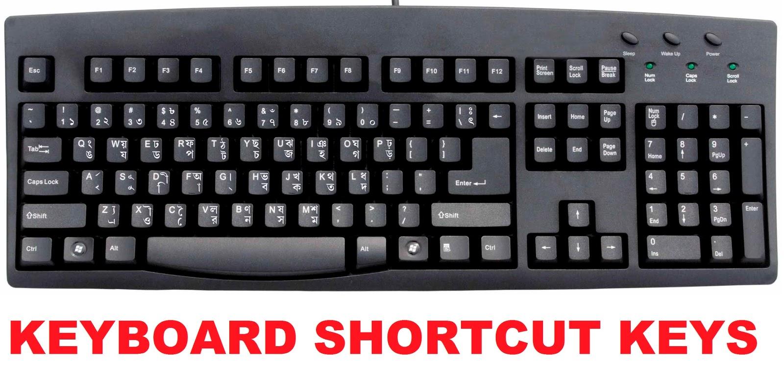 Interesting keyboard shortcut keys mad about computer buycottarizona