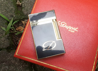 Korek Api Mewah S.T. Memorial Dupont Seri T993 Bright Sound With Luxury Box