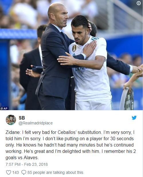 Ceballos Dan Zidane