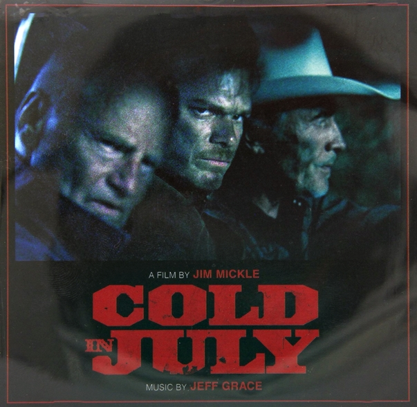 Cold in July soundtrack
