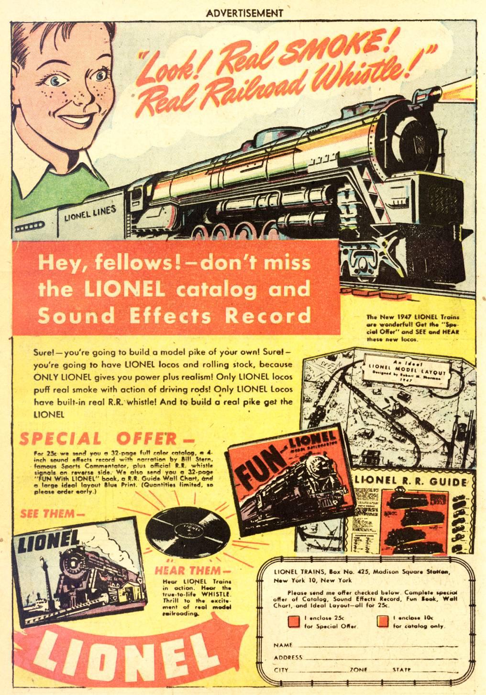 Read online Detective Comics (1937) comic -  Issue #131 - 35