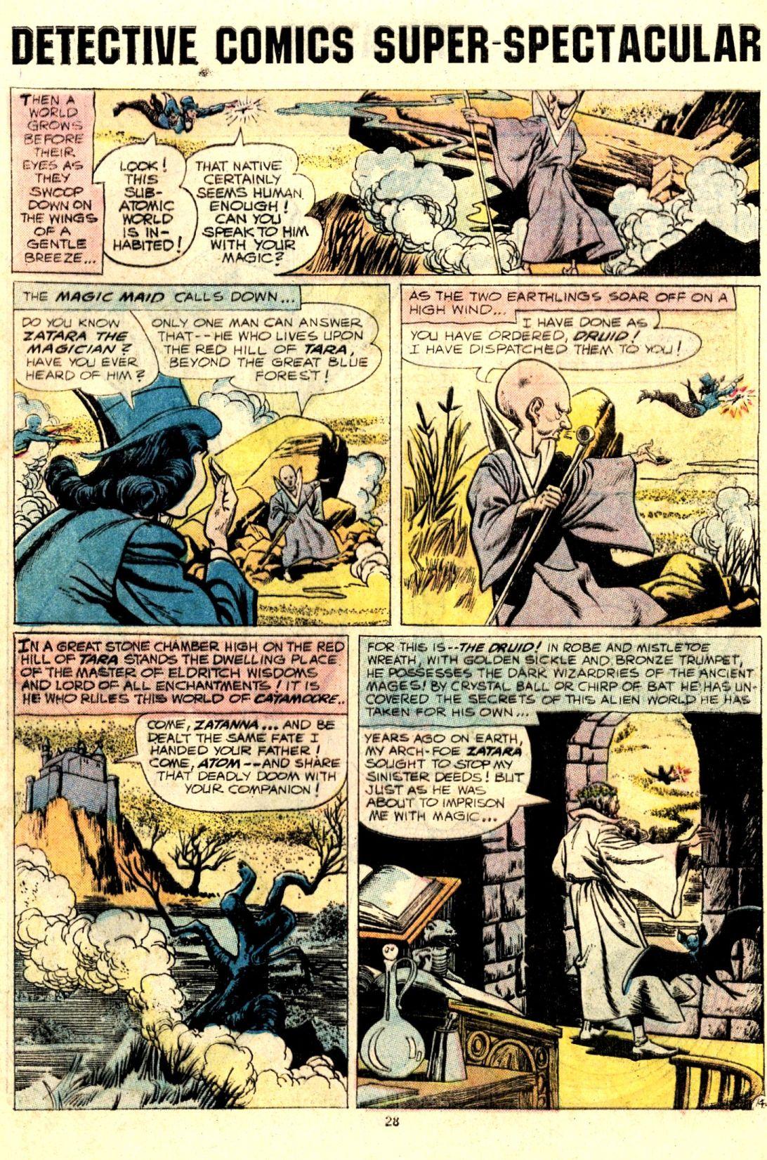 Detective Comics (1937) 438 Page 27