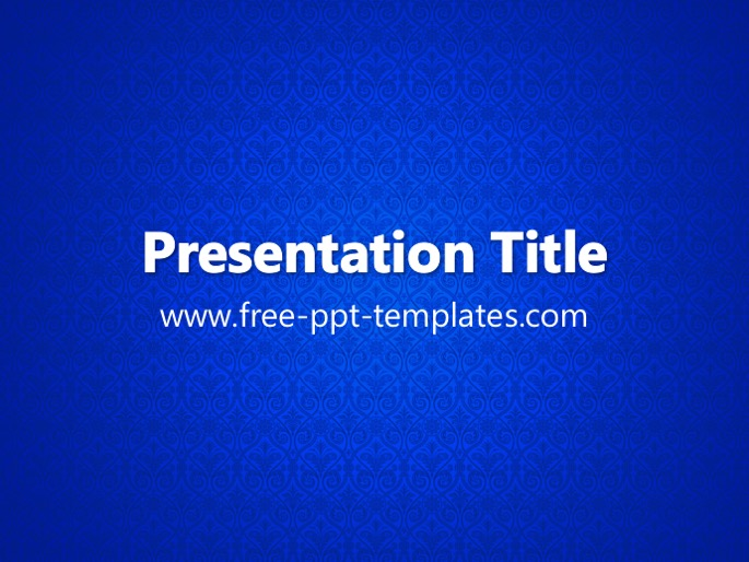 Free powerpoint template royal background youtube.