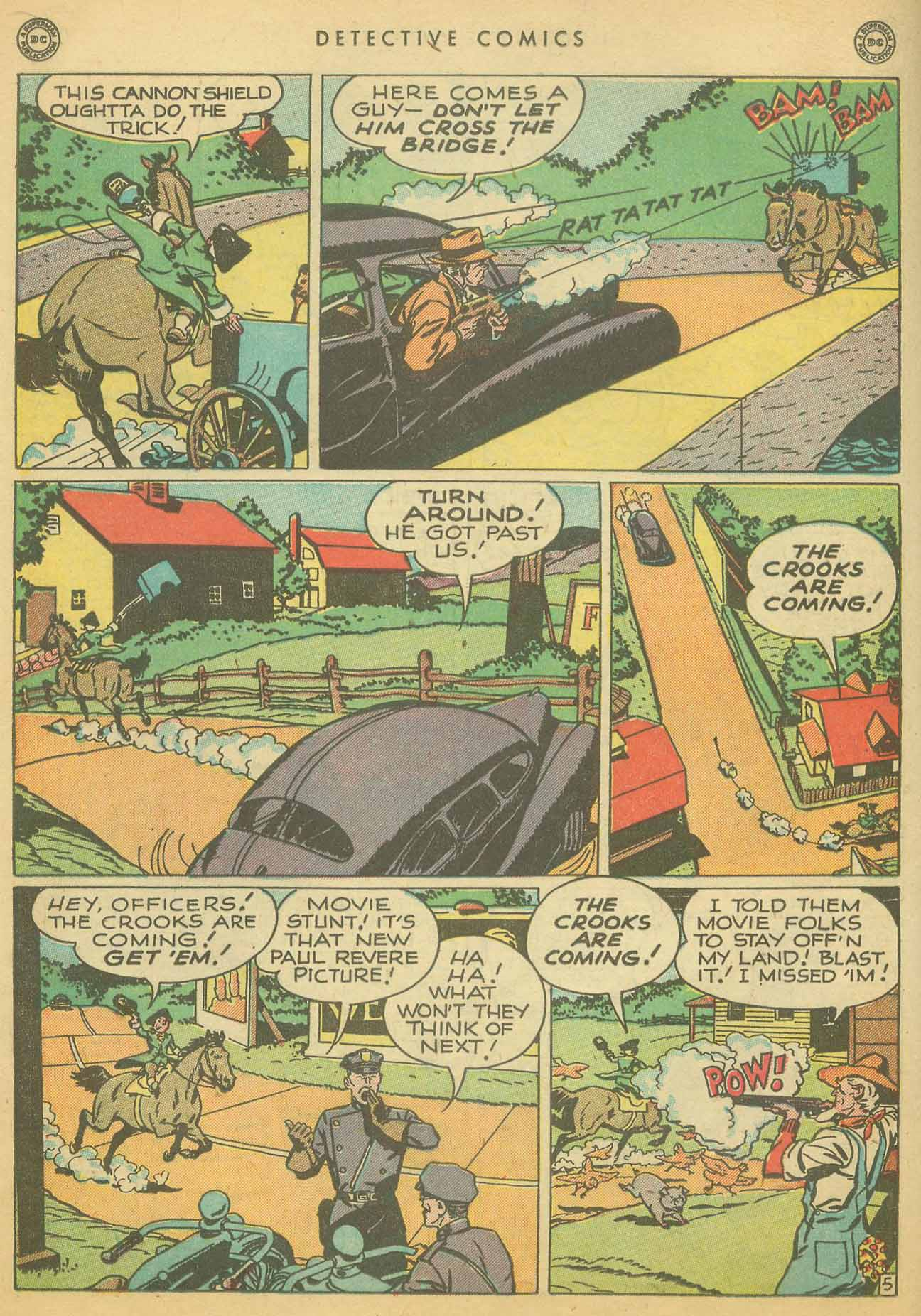 Detective Comics (1937) issue 127 - Page 20